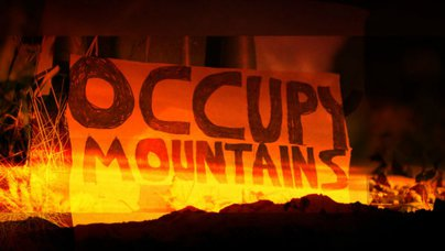 Occupy Mountains