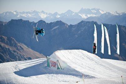Swiss Freeski Open & Glacier 3000 Invitational