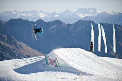Swiss Freeski Open & Glacier 3000 Invitational