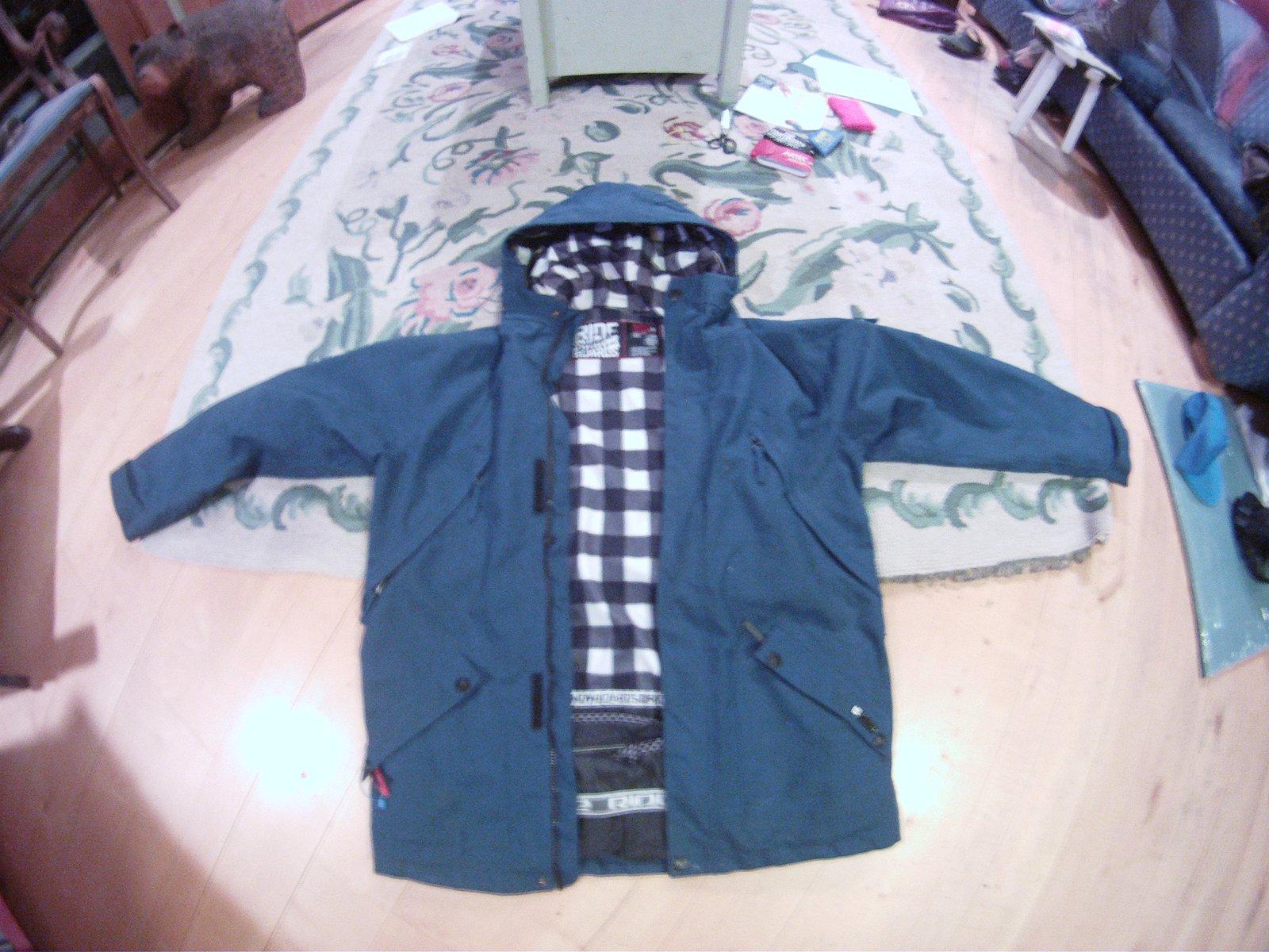 Ride coat