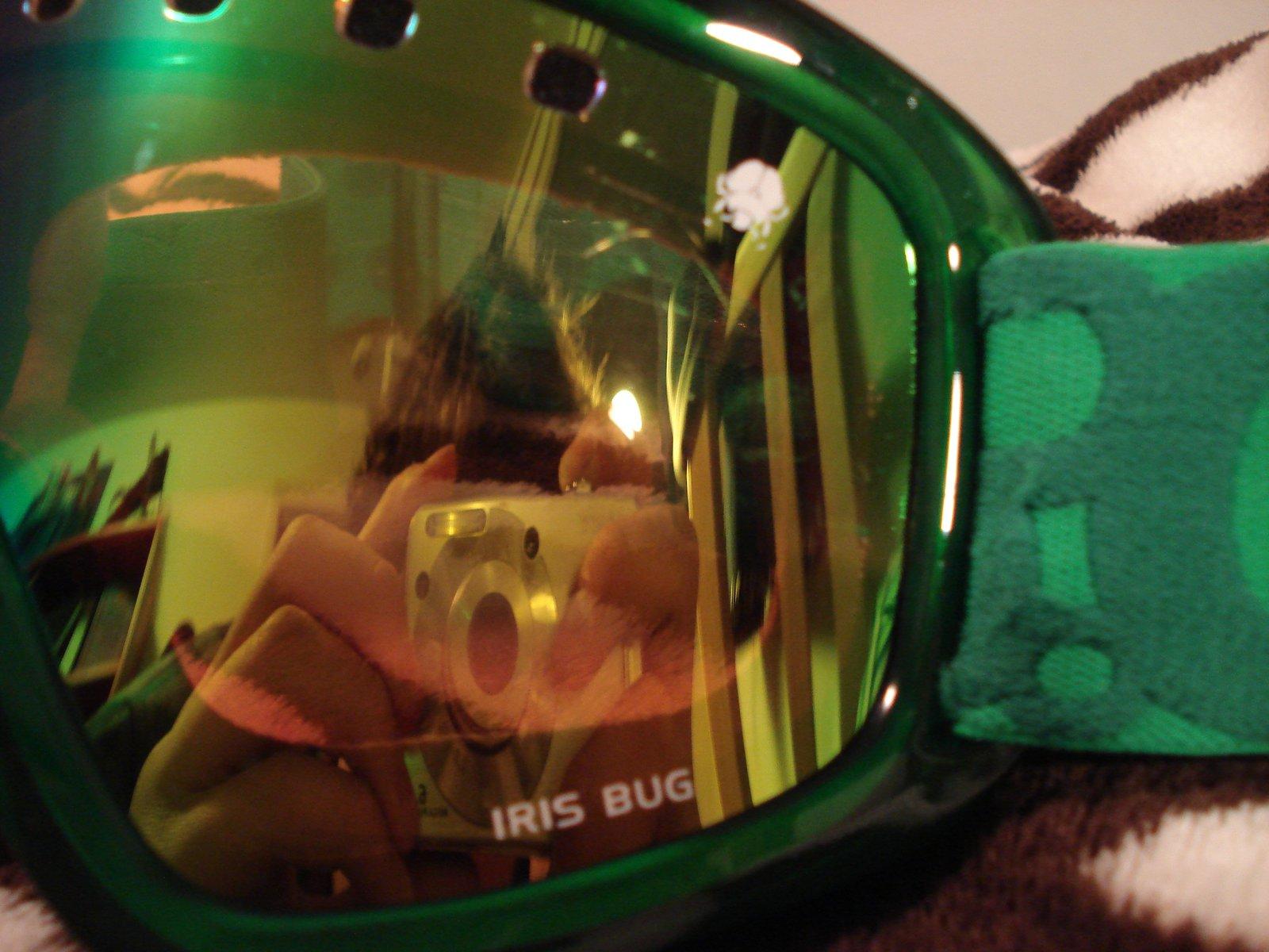 Goggle IRIS BUG