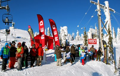 Canadian Open Freeskiing Championships