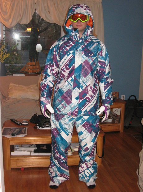 oakley suit for sale
