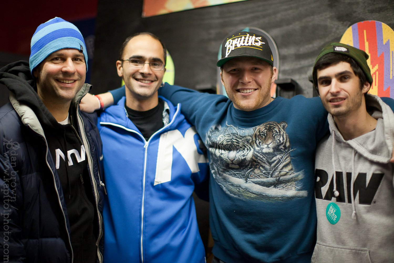 Geeks of Shred with Rhythm Snowboard Crew