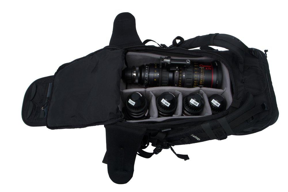 f-stop TilopaBC with PL mount lenses