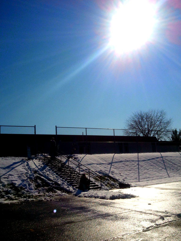 elementary school rail