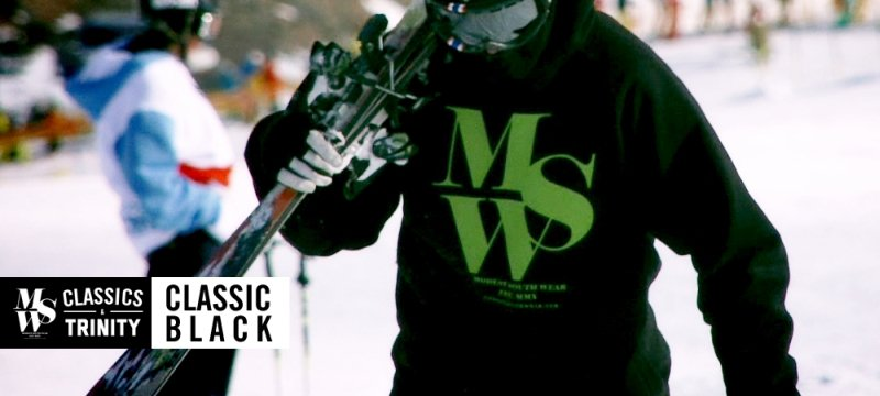 MSW | Classic Tall Hoodie