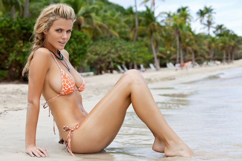 Brooklyn Decker For a Day