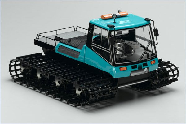 RC Snow Cat
