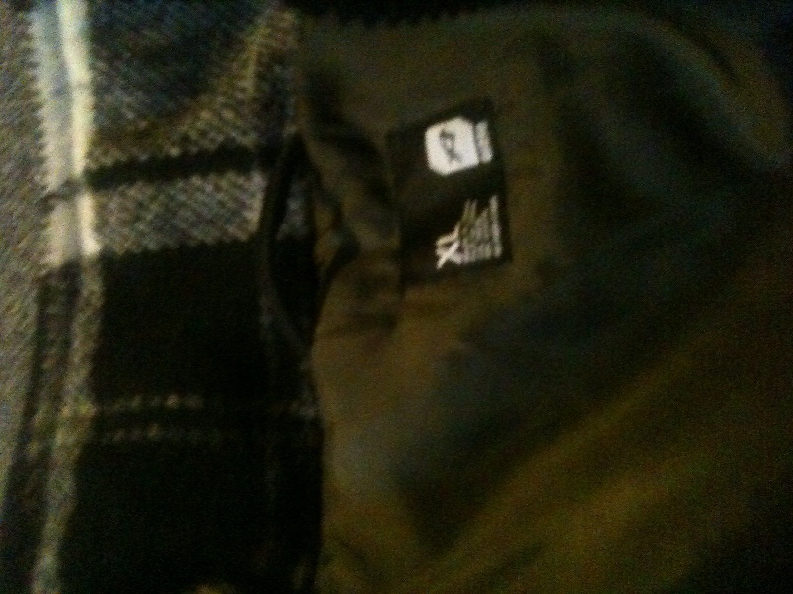 size of orage vest