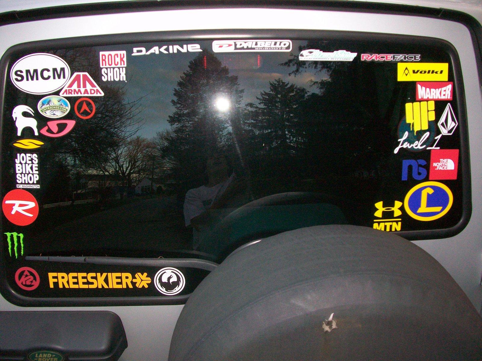 updated rear-windshield