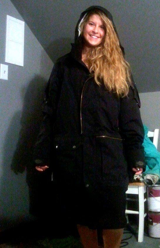 Front of jacket: BCIronworks<3