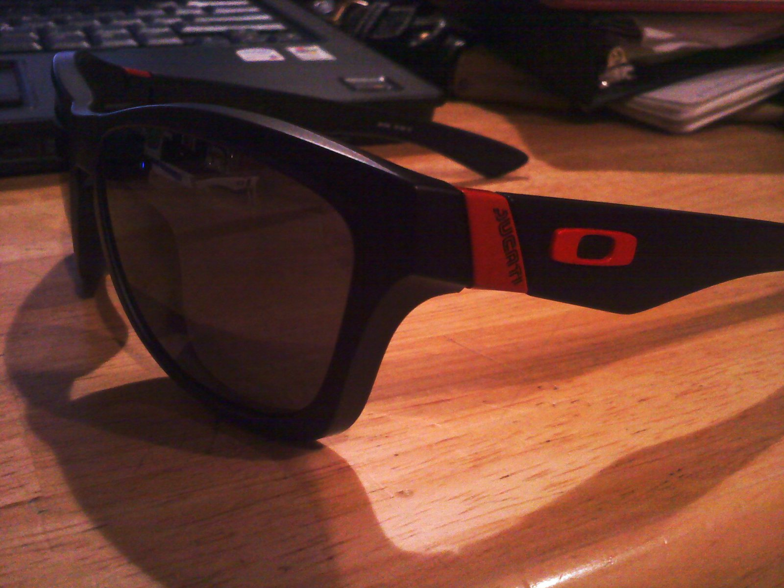 oakley jupiters ducati edition