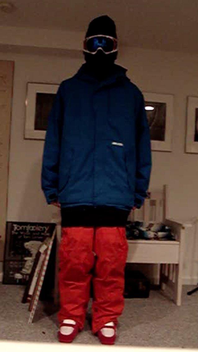 my outerwear