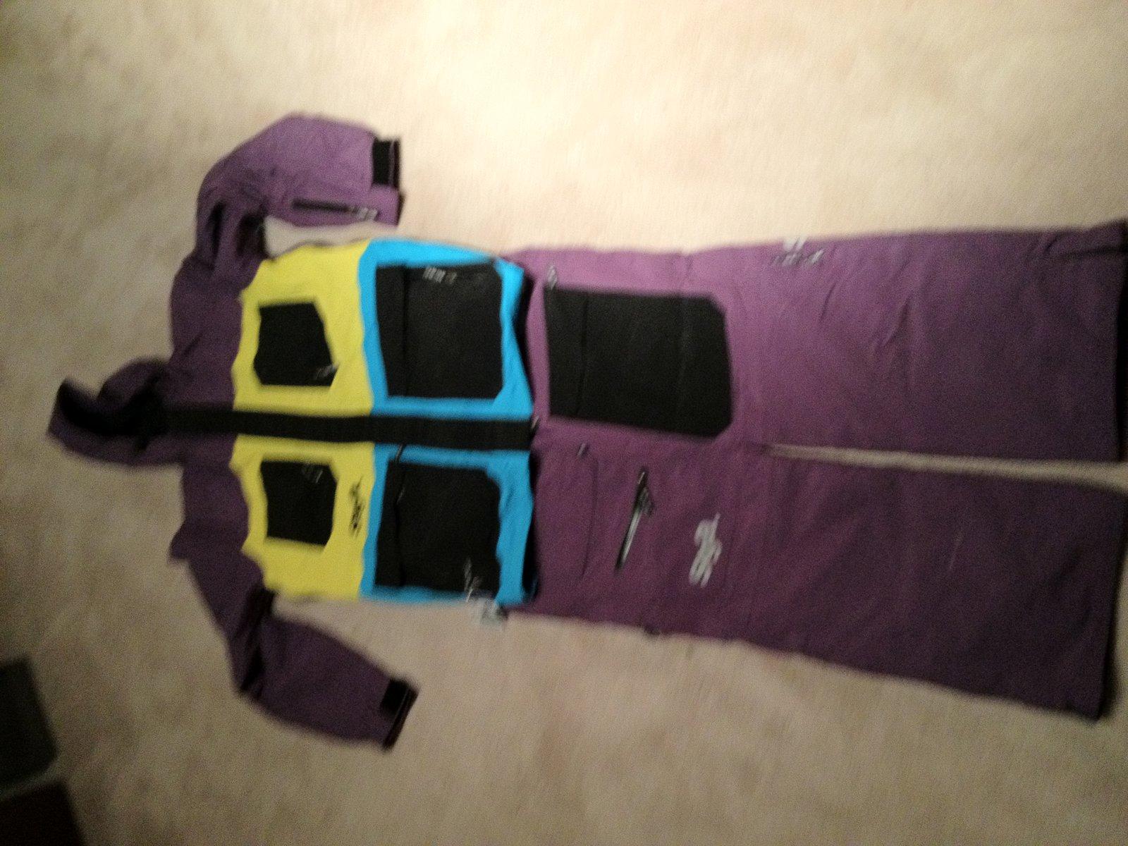 Saga BlastOff jacket