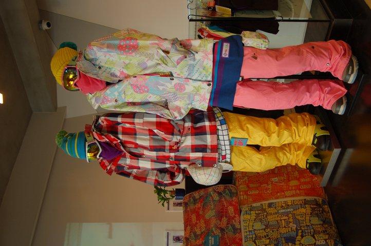 STL Snow outerwear