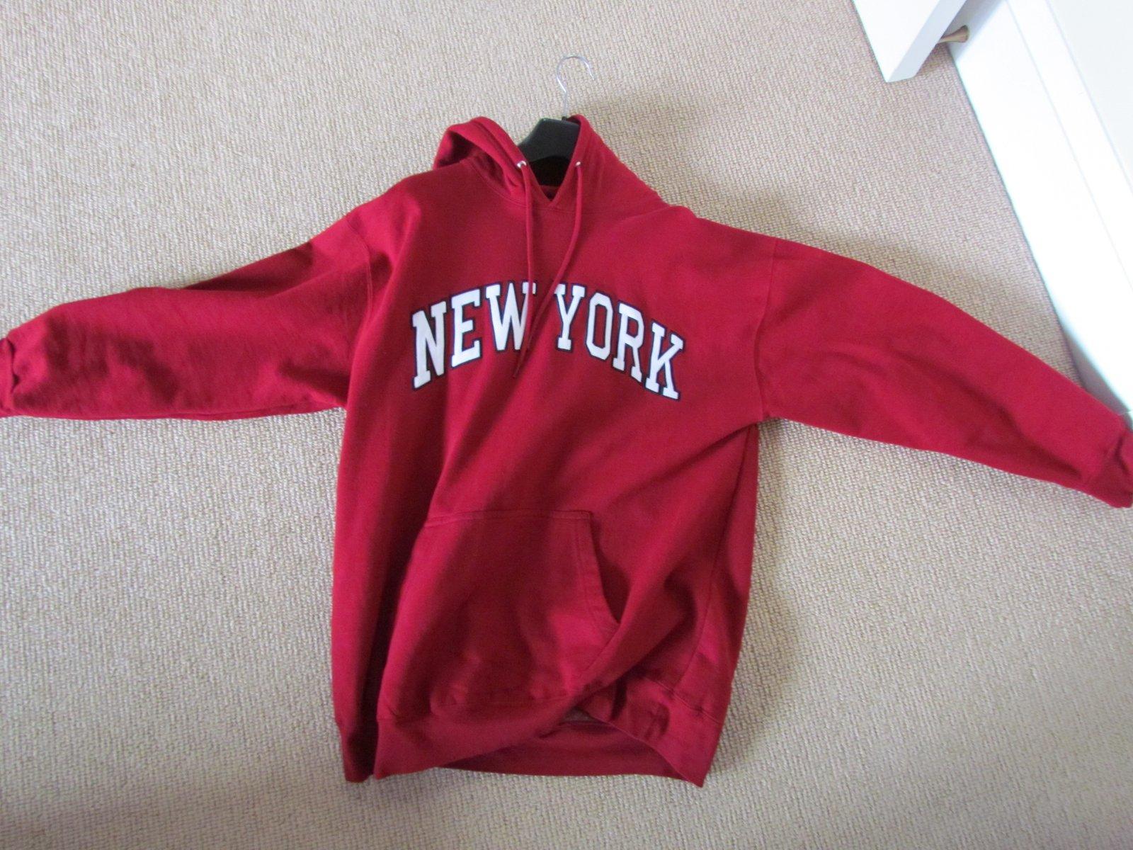 NY sweater