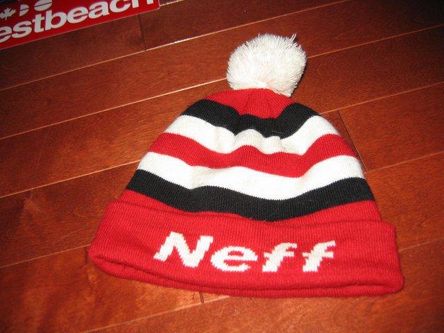 neff hat front