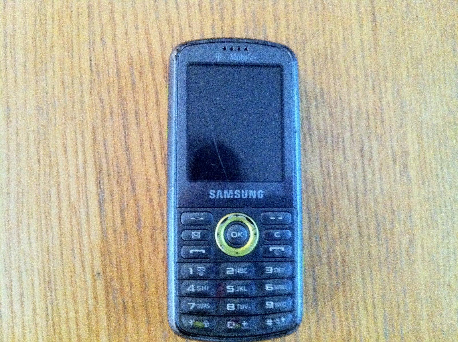 Samsung gravity 1