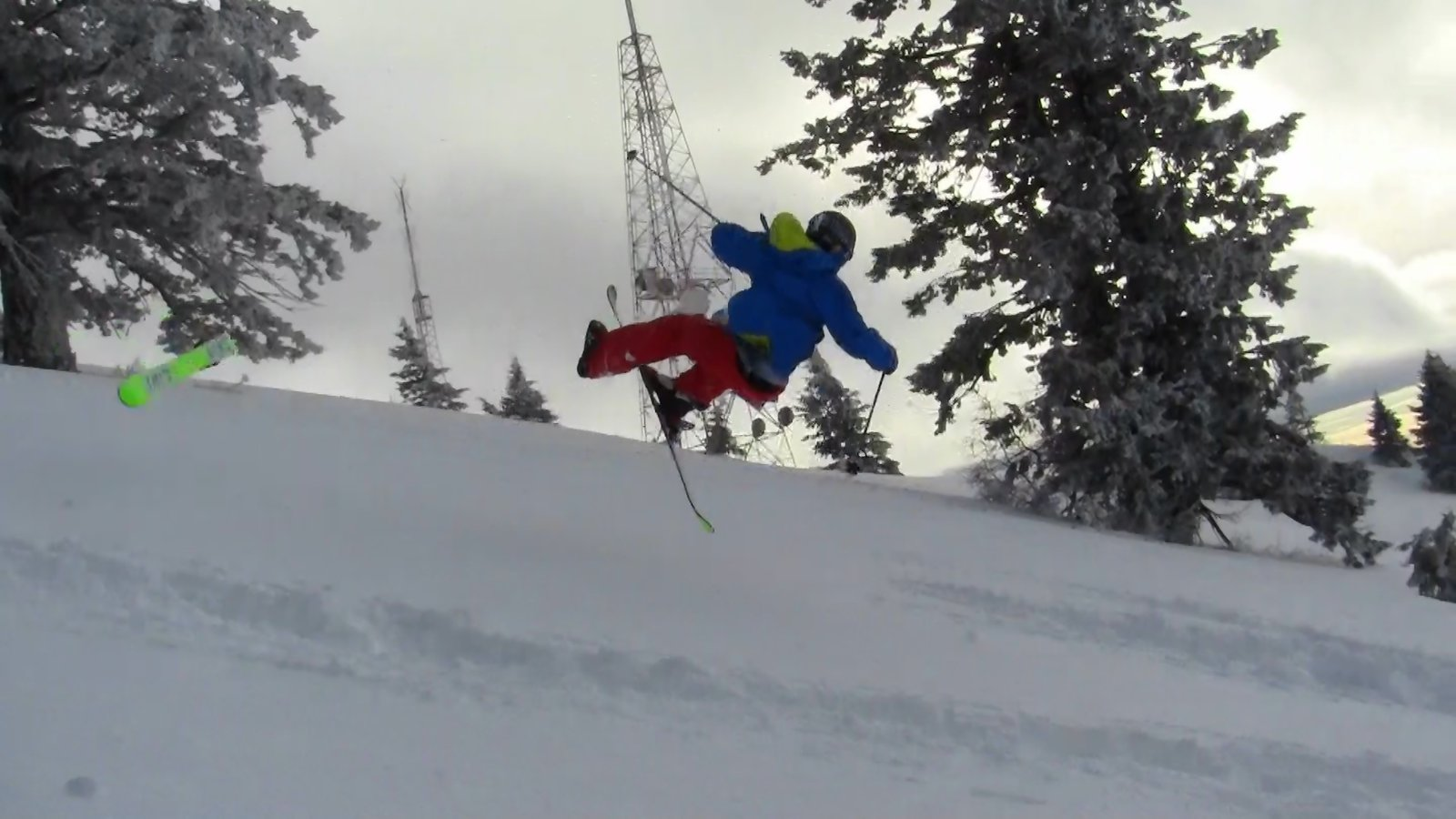 almost landed it
