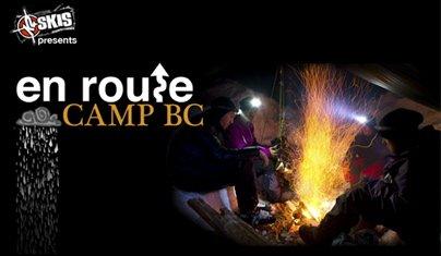 En Route Camp BC