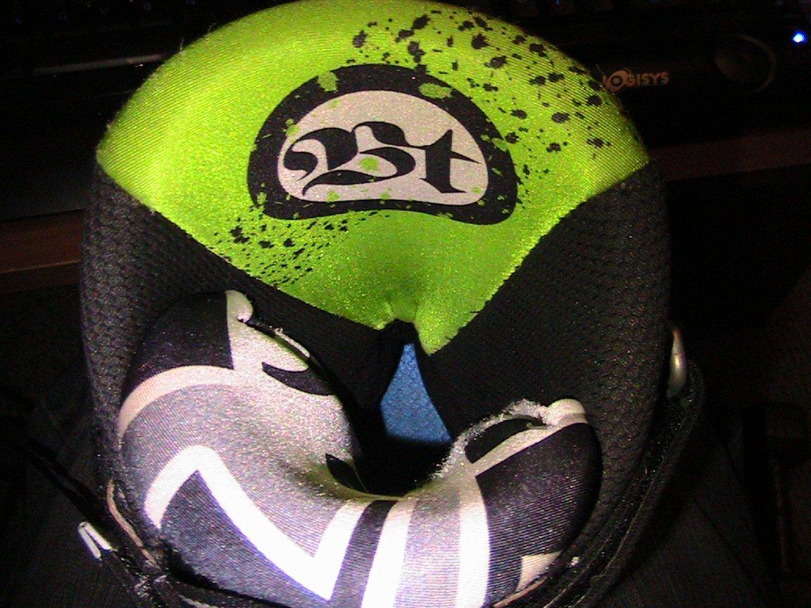 Lange 27.5 freestyle boot