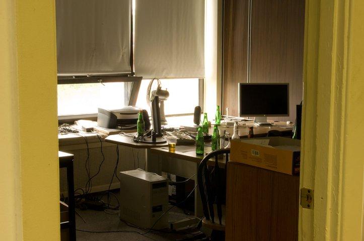 Chris' Office