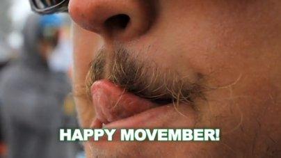 Momentum's Movember Contest Winner