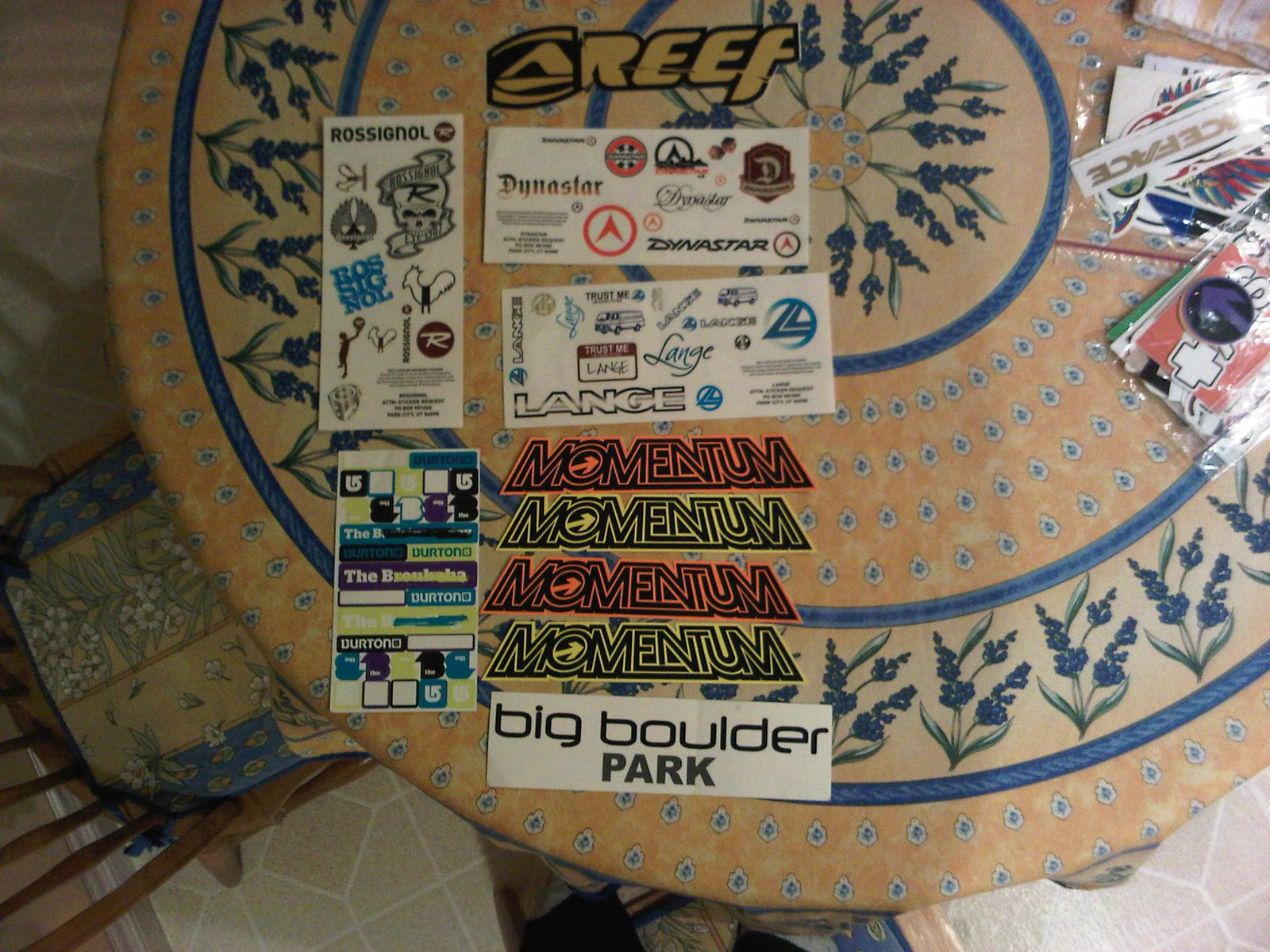 stickers fs