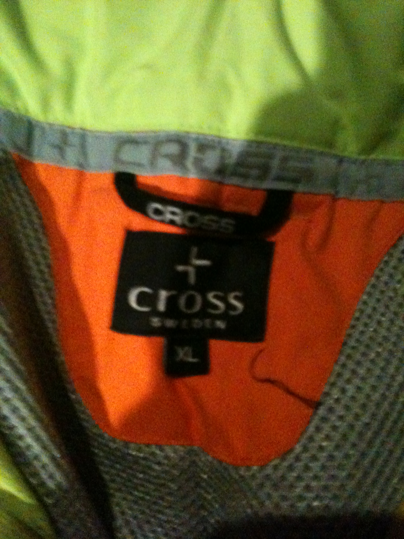 Cross Pants XL