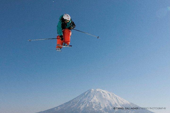 Flyin over Mt Yoti
