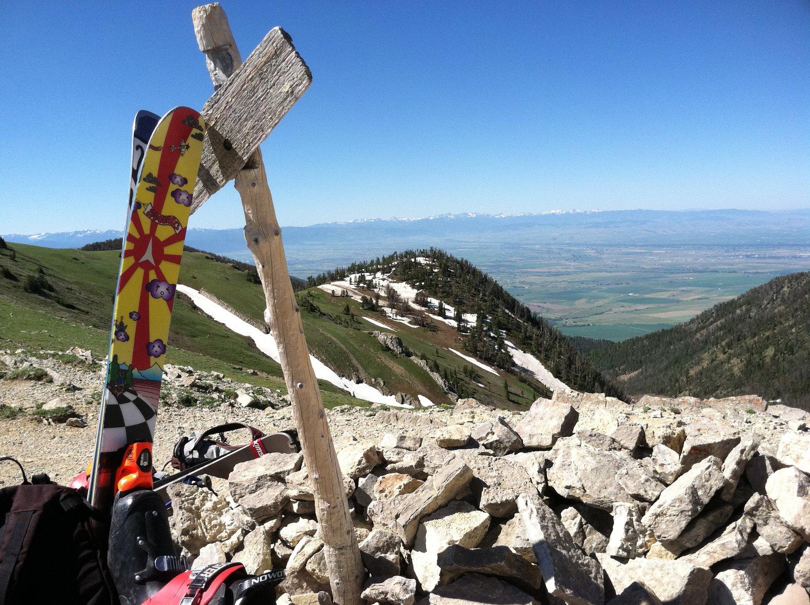 mountains and da chetties