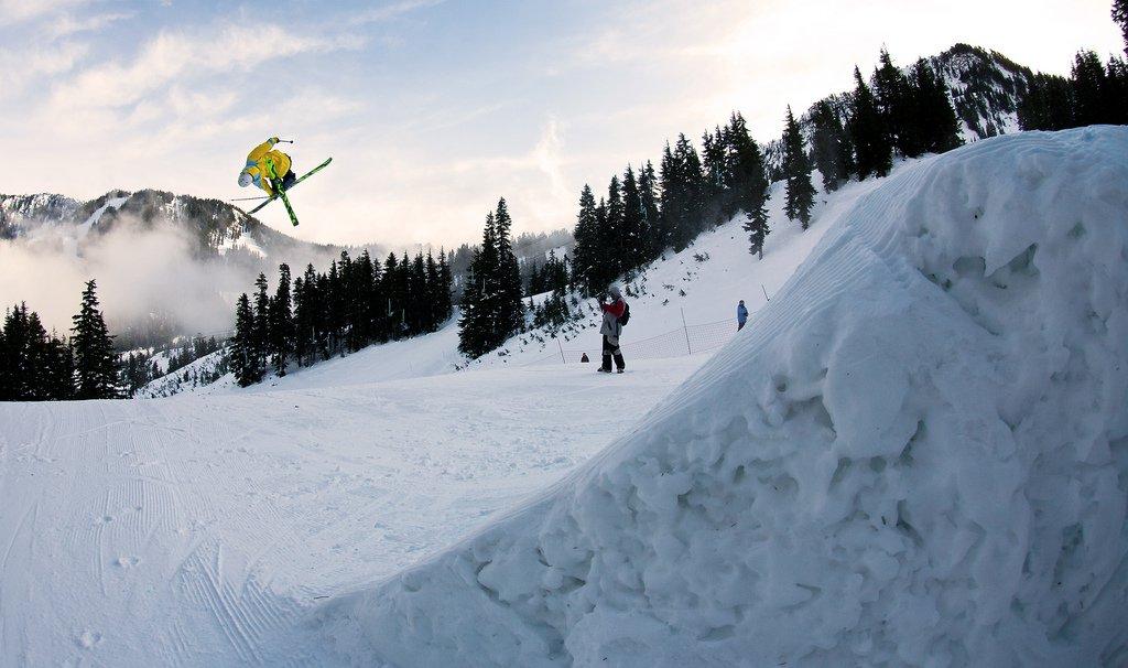 Jake Rouches - Stevens Pass