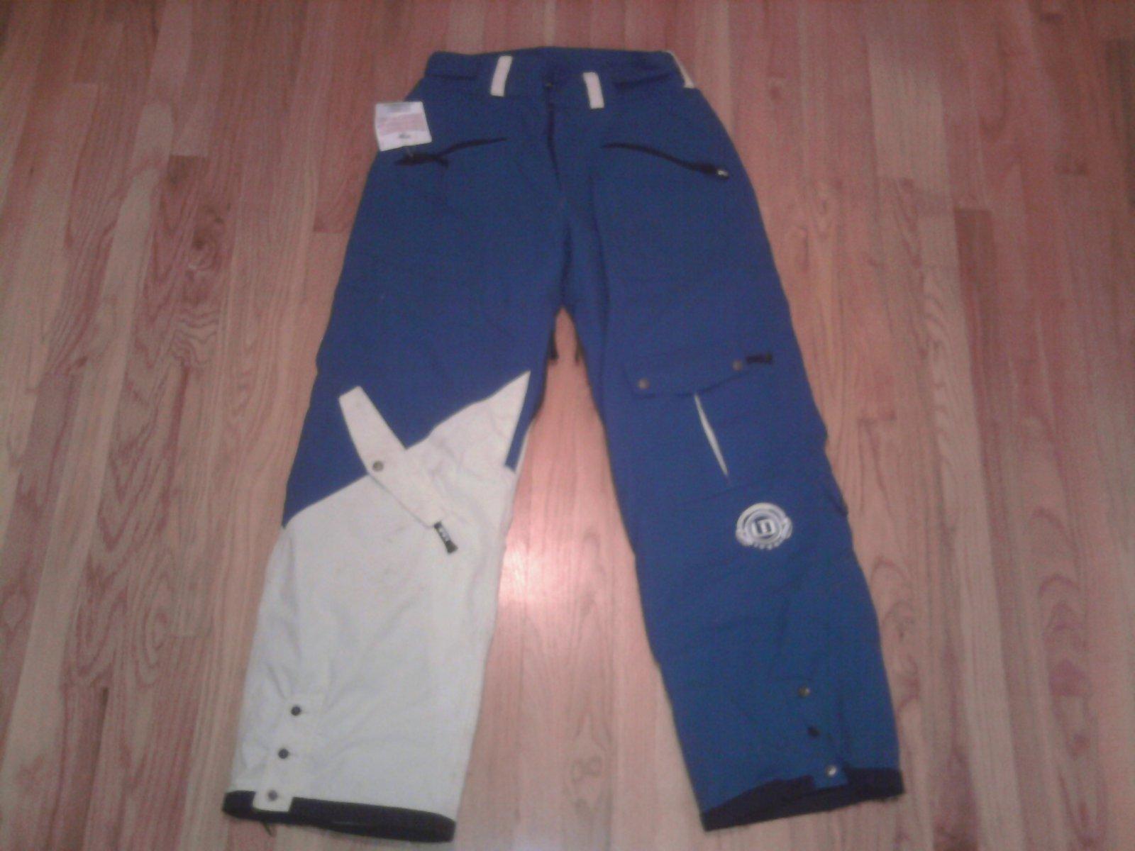 XL Lethal Descent pants
