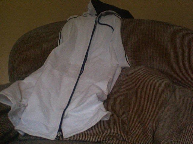 White 3xl Vest