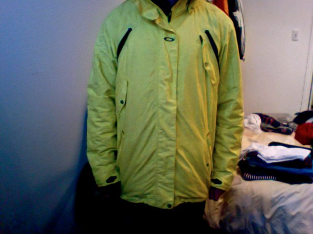 Oakley yellow jacket for sale