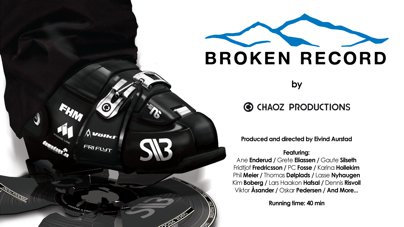Chaoz Productions' Broken Record