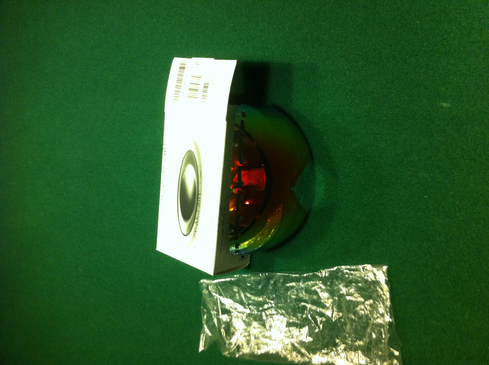 Oakley Crowbar fire iridium