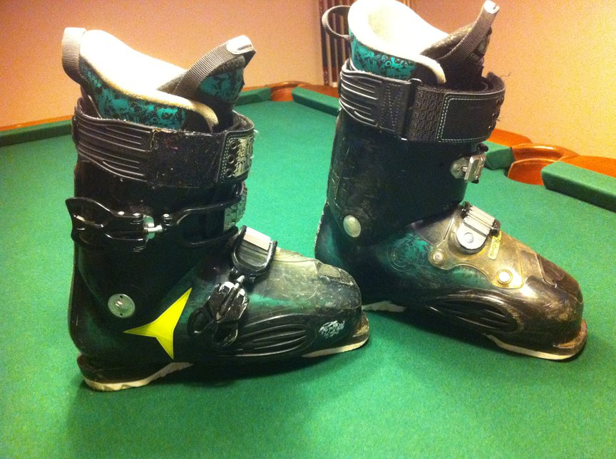 Atomic overload boots 27