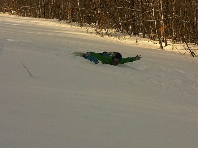 Silly Snowboarders