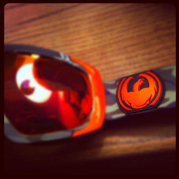 2013 TJ pro goggles
