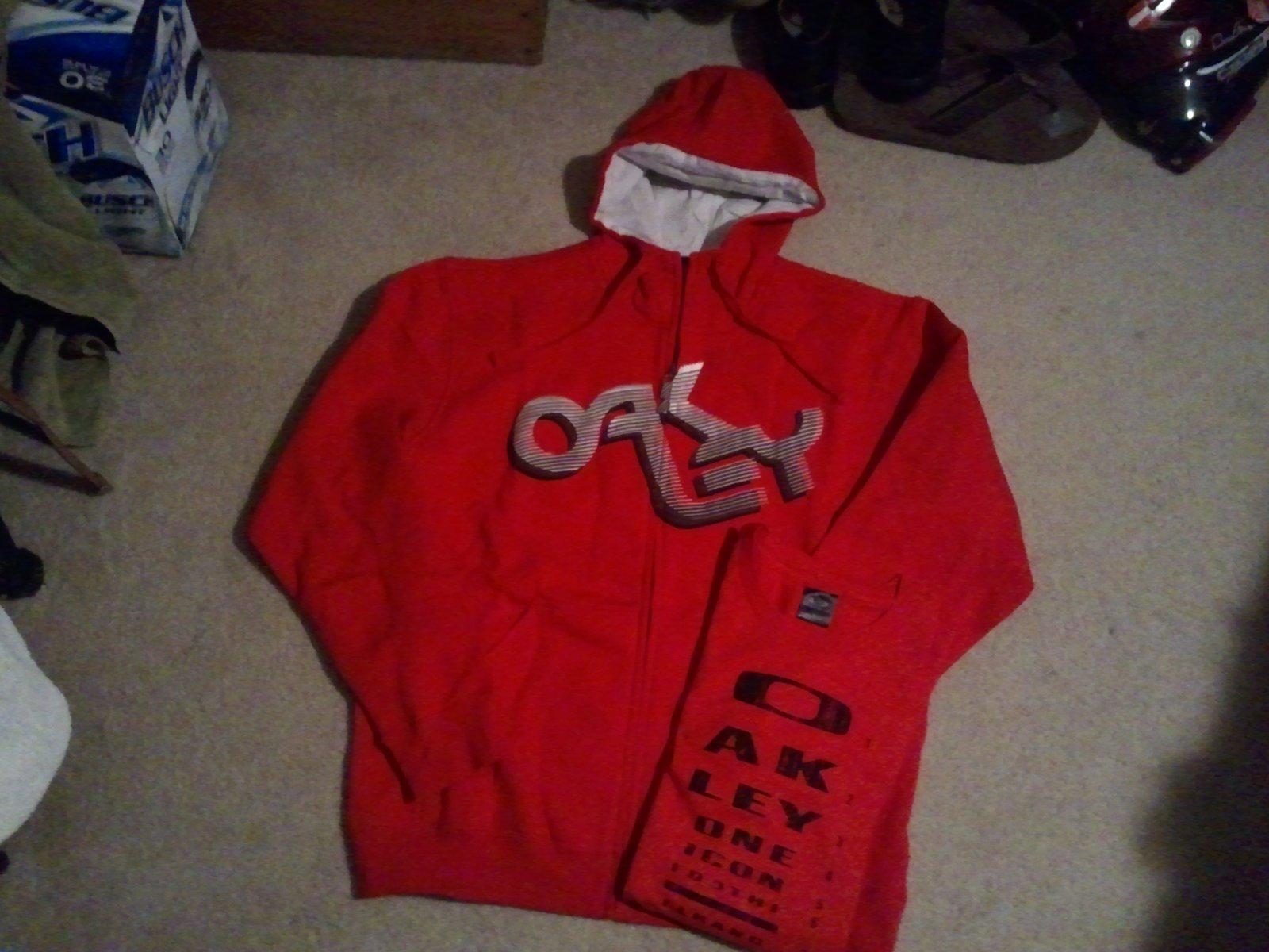 Oakley Stuff