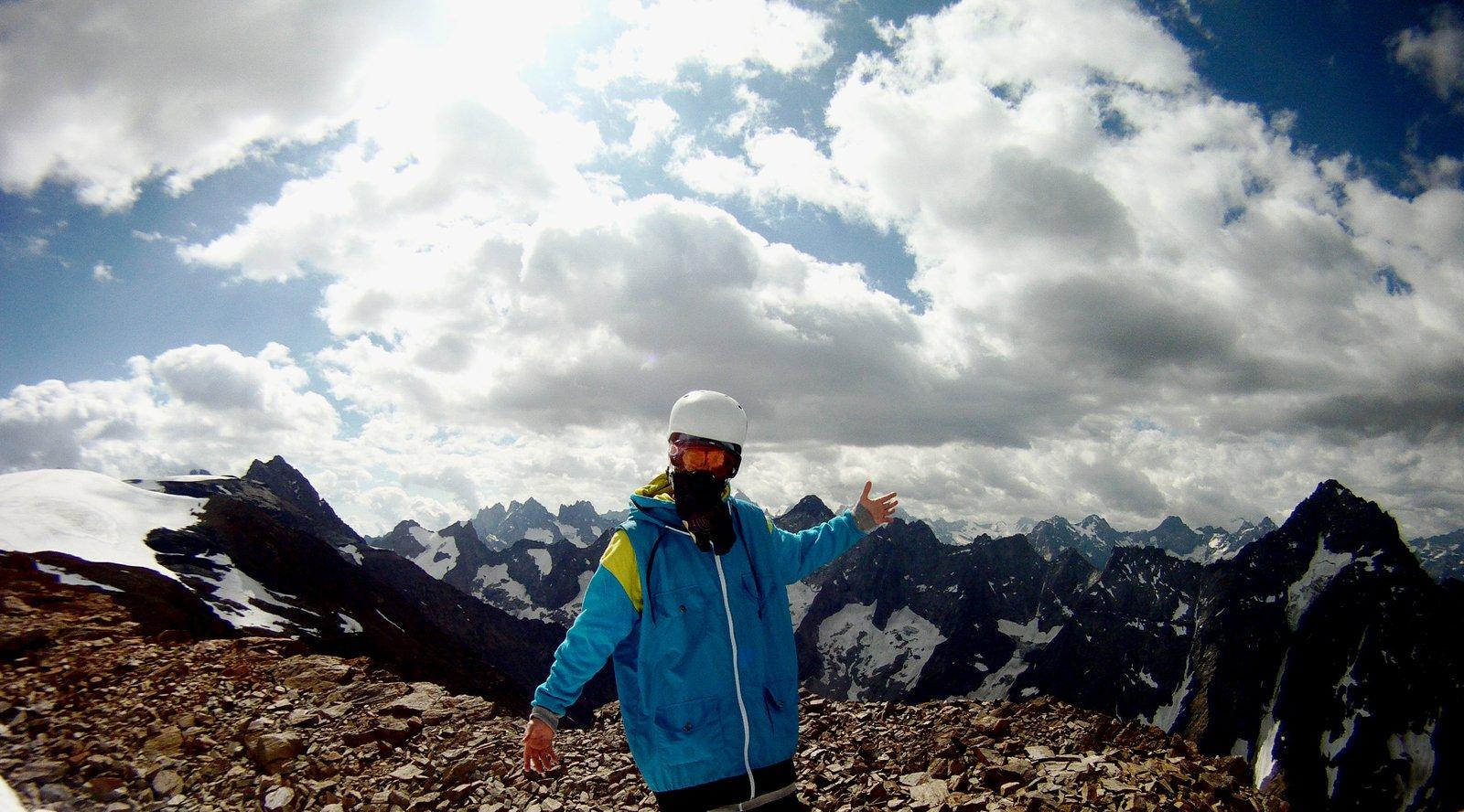 Summer 2 Alpes