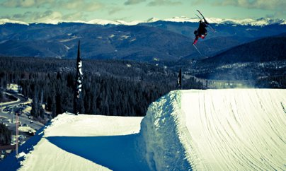Dew Tour Men's Ski Slopestyle Qualifiers