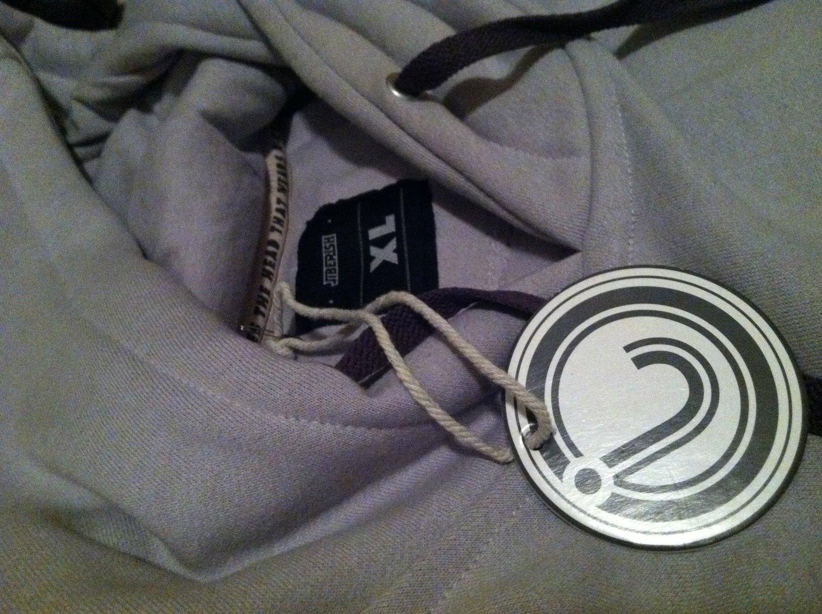 Jib gray size