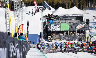 Dew Tour Men's Ski Superpipe Qualifiers