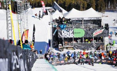 Dew Tour Men's Ski Superpipe Qualifiers