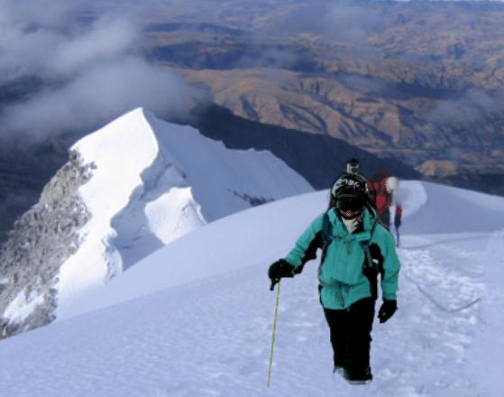 Peru Hike