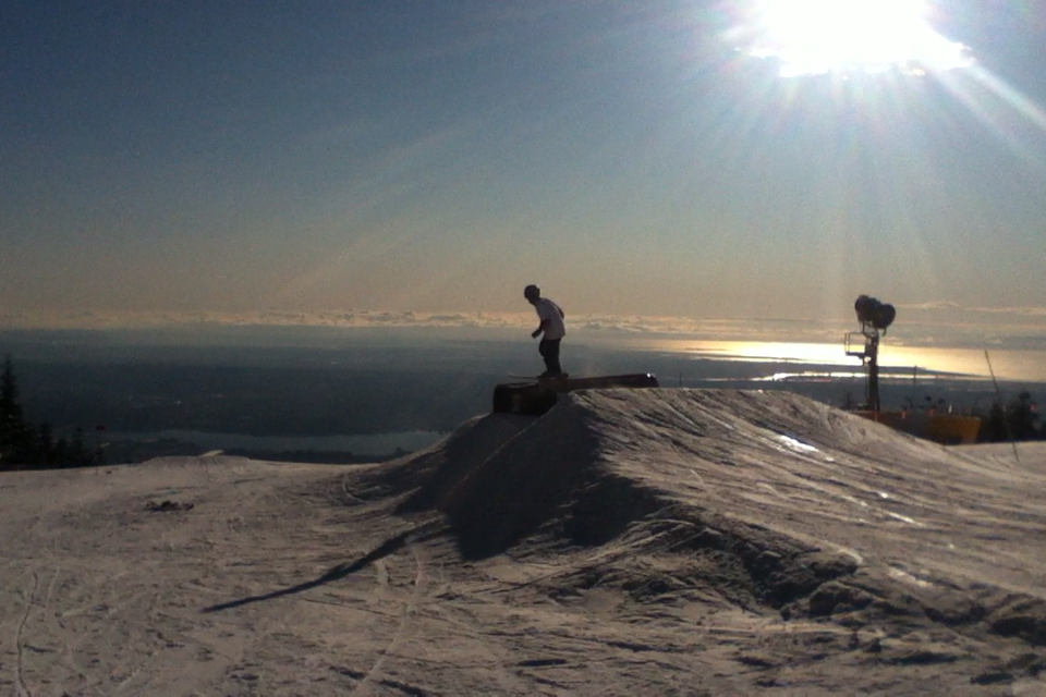 Sunny Day at Grouse