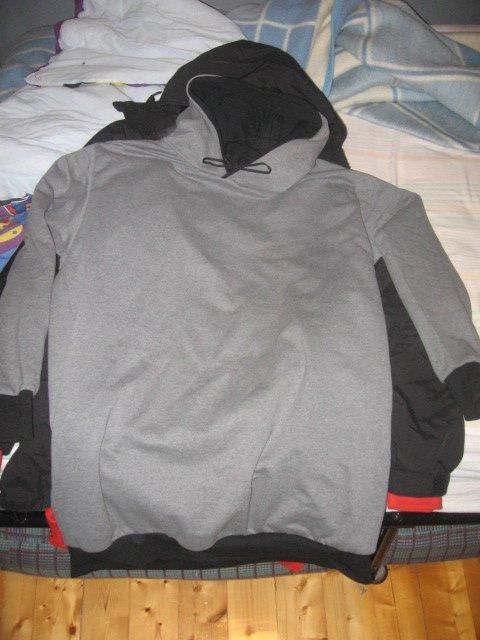 custom hoodie 40 inch long